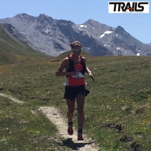 Ice Trail Tarentaise 2015 - Emelie Forsberg