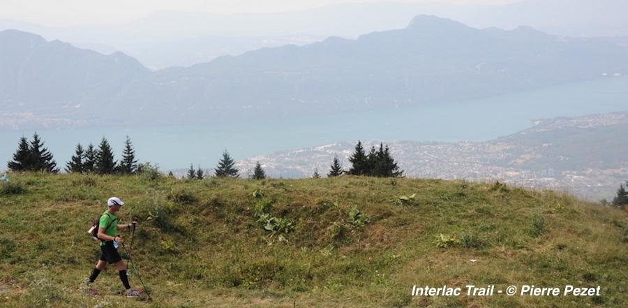 Interlac Trail 2015 - lacs et montagnes