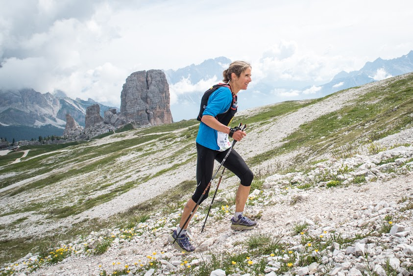 Lavaredo Ultra Trail 2015 - Caroline Chaverot