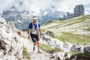 Lavaredo Ultra Trail 2015 - Erik Clavery 2nd