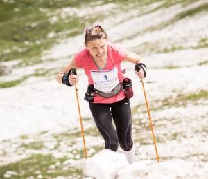 Lavaredo Ultra Trail 2015 - Nathalie Mauclair