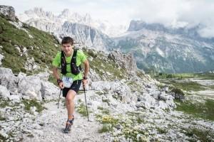 Lavaredo Ultra Trail 2015 - Quentin Stephan