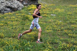 Matthias Mouchart - Trail Ubaye Salomon 2015