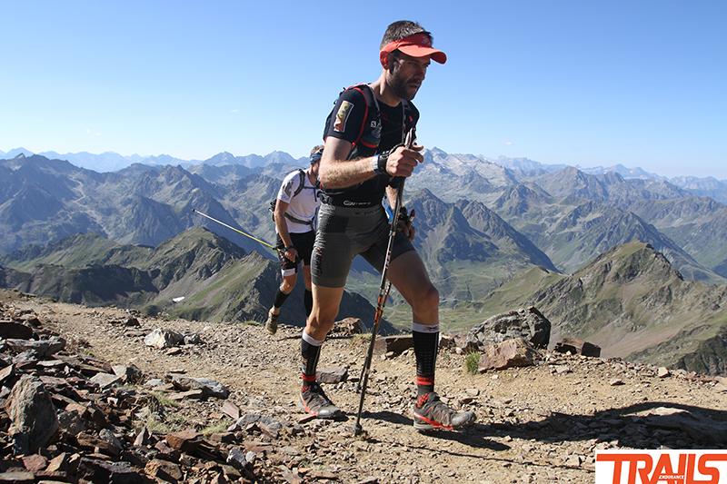 Julien Courbet, vainqueur du 160 km