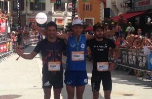 OCC 2015 - podium hommes