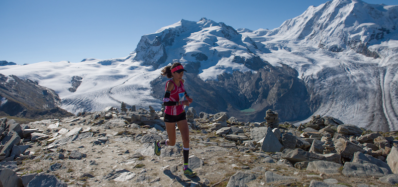 Matterhorn Ultraks 2015 - Elisa Desco-Juerg Kaufmann