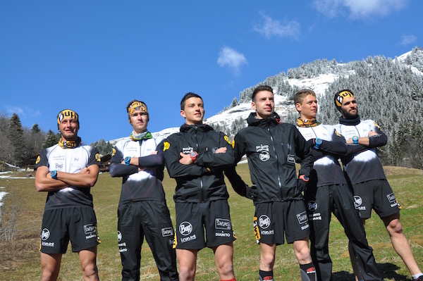 BUFF France Team : les Saisies