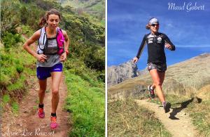 Maud Gobert - Anne Lise Rousset -Championnat de France de Trail 2015