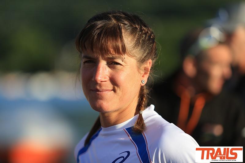 Maud Gobert Championnats du Monde 2015