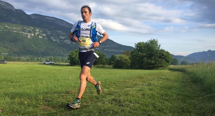 Patrick Bringer - Championnats du Monde de Trail 2015