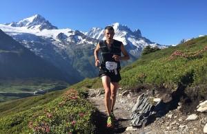 Romain Maillard Championnats de France de Trail court 2015