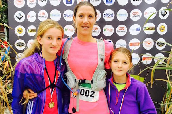 Christel Dewalle - vainqueur Marathon des Causses 2015