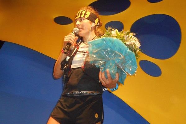 Nuria Picas - vainqueur Grand Raid reunion 2015