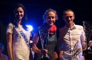 Photos Grand Raid Reunion 2015 - Franck Oddoux - victoire de Nuria Picas et Antoine Guillon