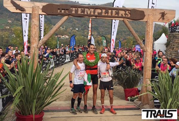 Templiers 2015 podium hommes