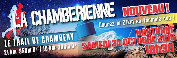Trail de Chambery - La Chamberienne