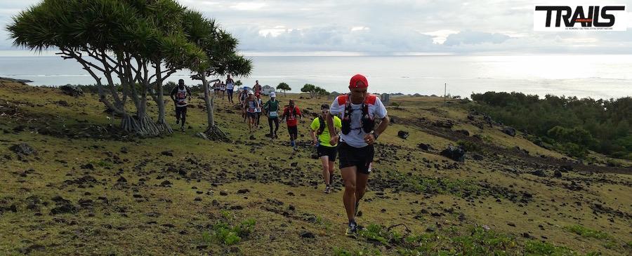 Trail de Rodrigues 2015- paysage