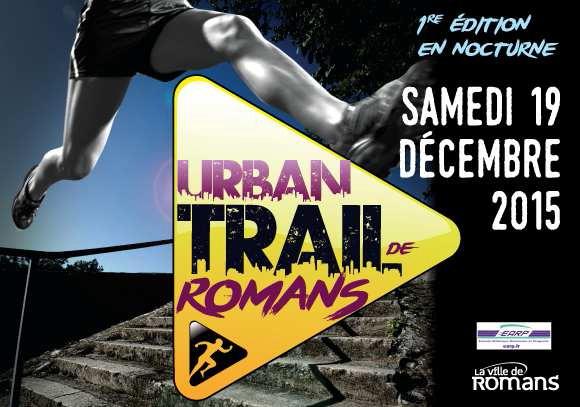 L'Urban Trail de Romans 2016, gratuit !