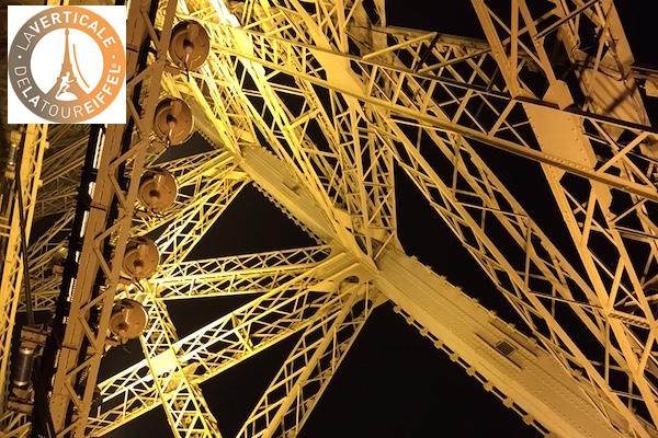 La Verticale de la Tour Eiffel 2016