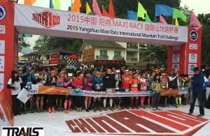 Maxi Race Yangshuo 2015 - Fred Bousseau