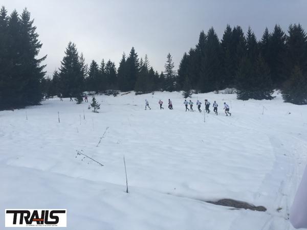 Trail de Noël 2015 Les Saisies - Fred Bousseau - 3 sur 8