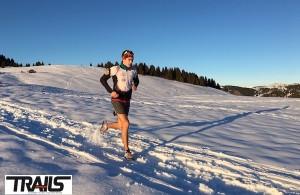 les trails sur neige 2016