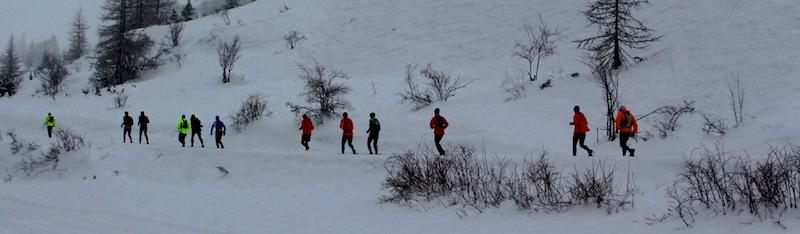 Trail Blanc de Serre Chevalier 2016