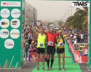 Transgrancanaria 2015 - podium hommes
