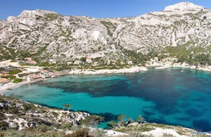 alpin trail calanques