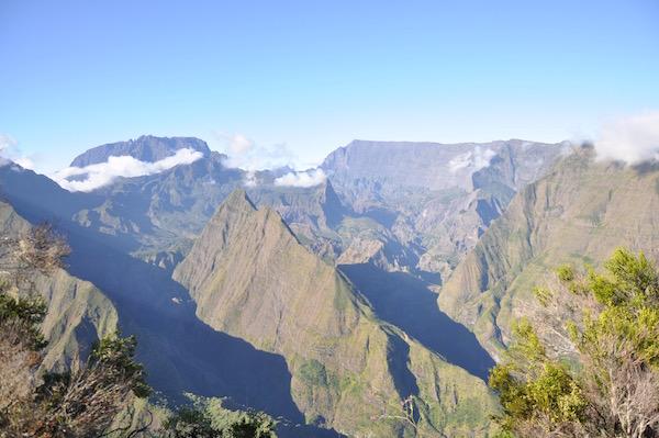 Cirque de Mafate - Trail à la Reunion