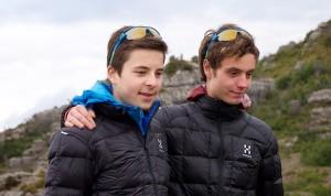 Team Asics Trail 2016-M.Delpeuch et T. Angelli