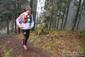 Trail Hivernal de la Moselotte 2016 - Sarah Vieuille