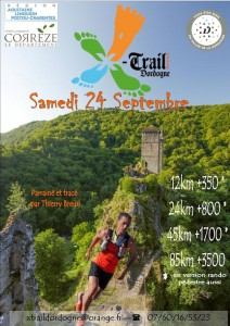 X-Trail Dordogne 2016