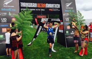Tarawera Ultramarathon - Jonas Buud impérial