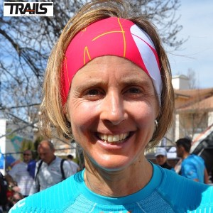 Ergysport Trail du Ventoux 2016 - Caroline Chaverot