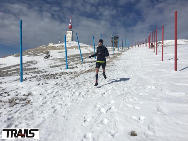 Ergysport Trail du Ventoux 2016 - Fred Bousseau - Adrien Michaud