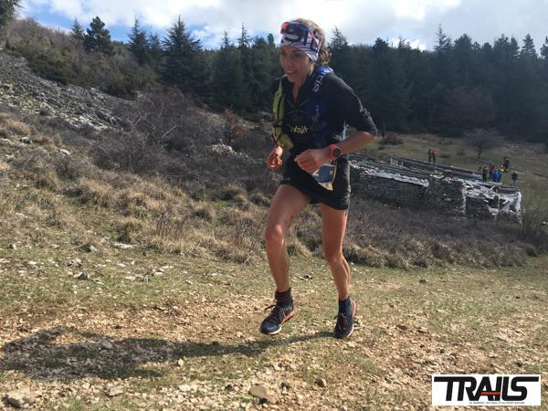 Ergysport Trail du Ventoux 2016 - Fred Bousseau - Anne Lise Rousset