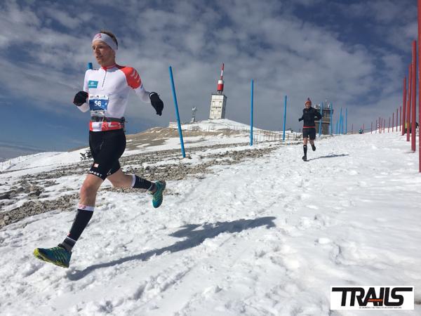 Ergysport Trail du Ventoux 2016 - Fred Bousseau - Aurélien Dunand Pallaz