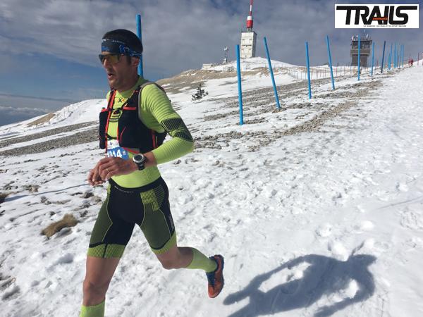 Ergysport Trail du Ventoux 2016 - Fred Bousseau - Baptiste Cazaux