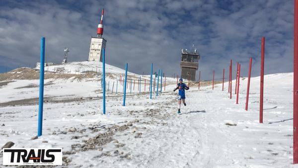 Ergysport Trail du Ventoux 2016 - Fred Bousseau - Bertrand Brochot