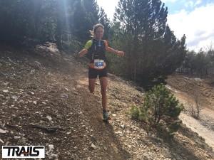 Ergysport Trail du Ventoux 2016 - Fred Bousseau - Caroline Chaverot