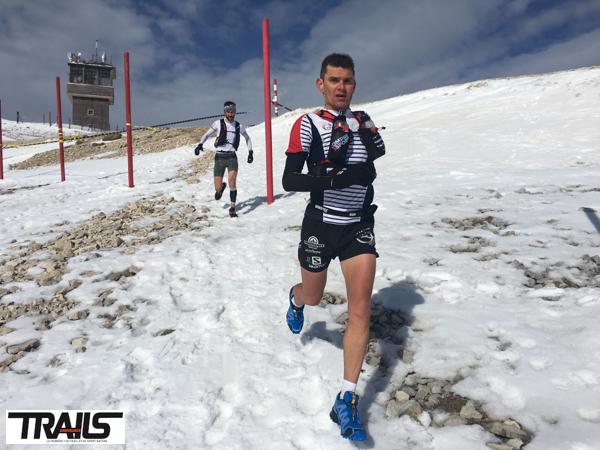 Ergysport Trail du Ventoux 2016 - Fred Bousseau - David Pasquio