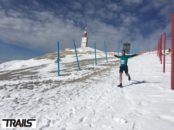 Ergysport Trail du Ventoux 2016 - Fred Bousseau - Erik Clavery
