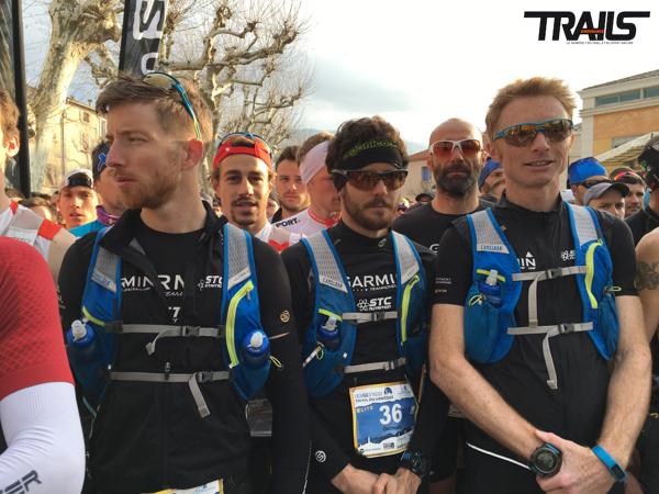Ergysport Trail du Ventoux 2016 - Fred Bousseau - Garmin Team