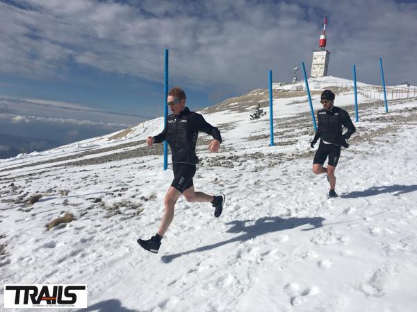 Ergysport Trail du Ventoux 2016 - Fred Bousseau - Team Garmin