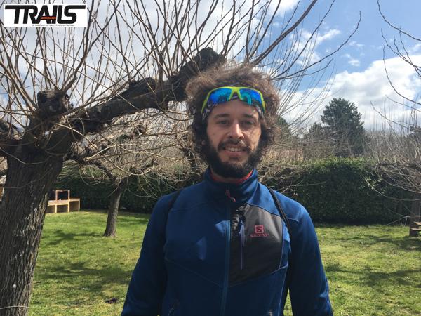 Ergysport Trail du Ventoux 2016 - Fred Bousseau - Thibaut Baronian