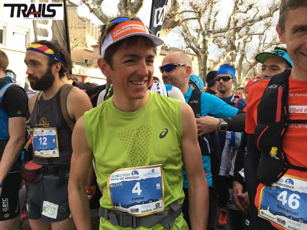 Ergysport Trail du Ventoux 2016 - Fred Bousseau - Xav Thevenard