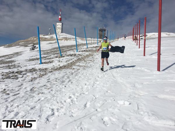 Ergysport Trail du Ventoux 2016 - Fred Bousseau - Xavier Thevenard