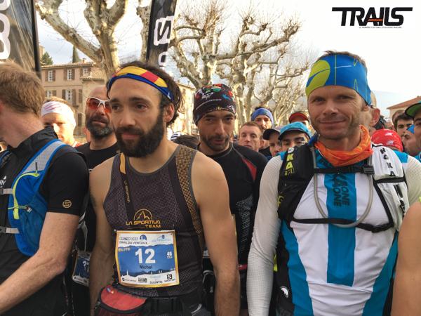Ergysport Trail du Ventoux 2016 - Fred Bousseau - depart