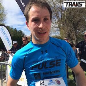 Ergysport Trail du Ventoux 2016 - Nicolas Martin